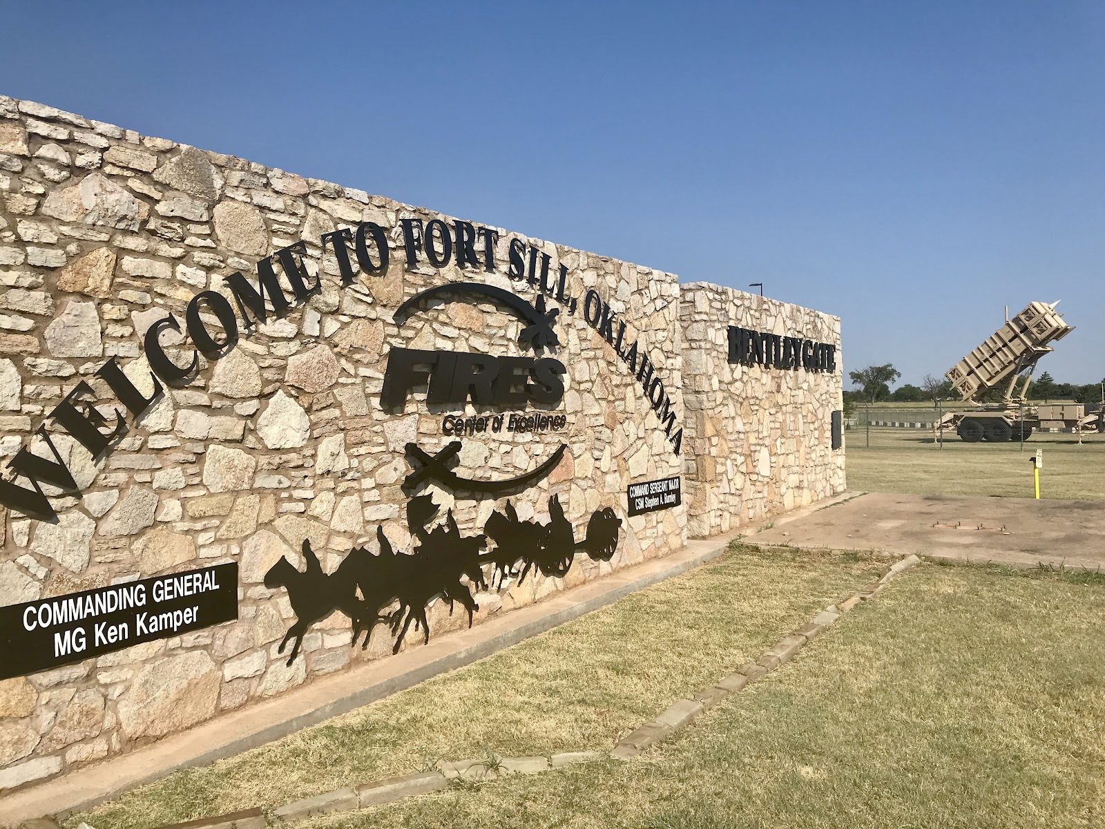 Our Life at Fort Sill in Oklahoma
