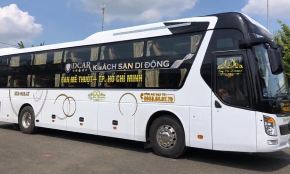Xe Long Vân từ Sài Gòn đi Đà Lạt