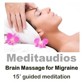 Brain Massage for Migraine (15' Guided Meditation)