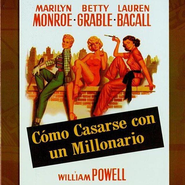 Cómo casarse con un millonario (1953, Jean Negulesco)