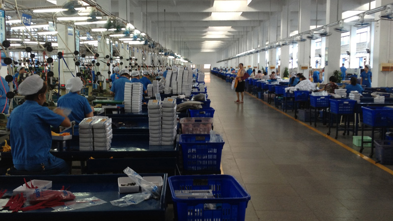 Mapping the environmental impacts of China's textile industry | Devex