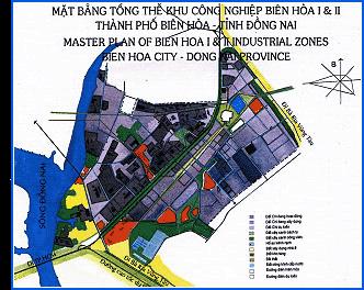Thông tin cơ bản về khu công nghiệp 1 biên hòa đồng nai