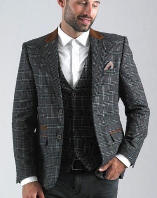 tweed jackets for men