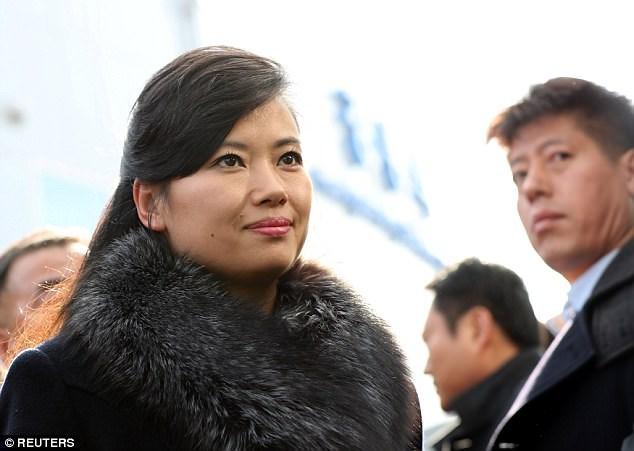 Cận cảnh người yêu cũ xinh đẹp và quyền lực của Chủ tịch Kim Jong Un - Ảnh 11