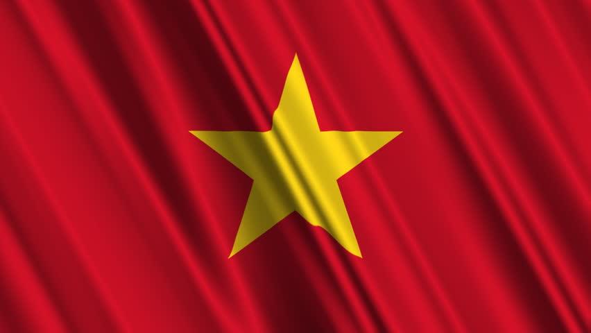 Визовая поддержка во Вьетнам, флаг Вьетнама