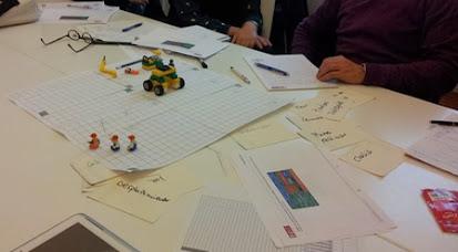 Aprendiendo gestion de costes con LEGO