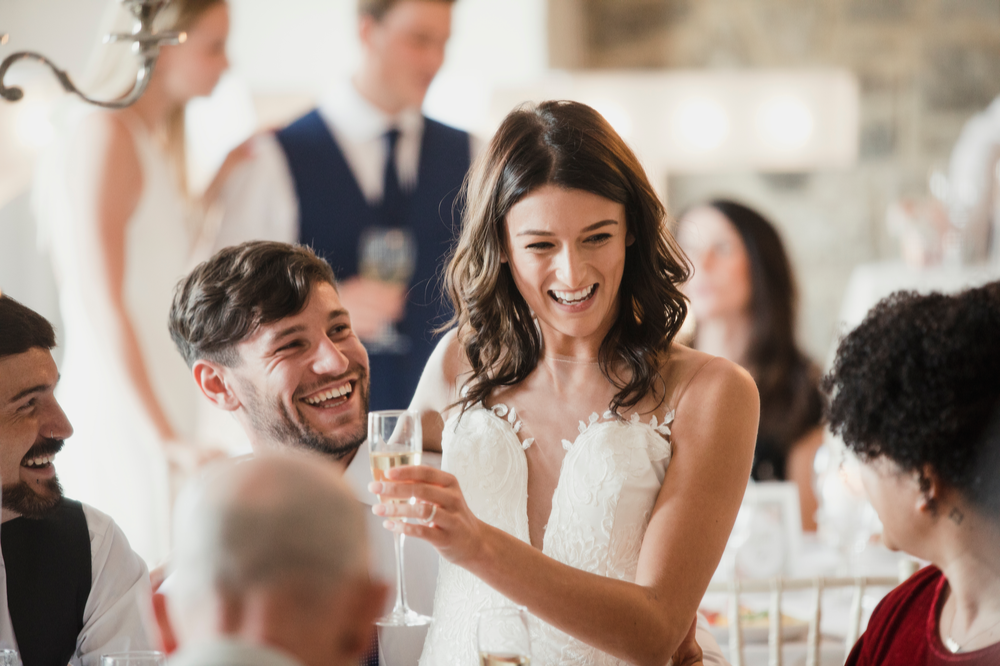 Wedding Day Checklist after reception