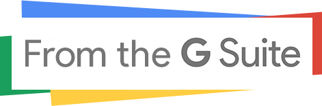 From the G Suite logo
