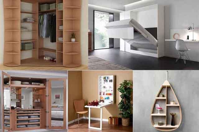 Một vài sản phẩm nội thất thông minh được yêu thích