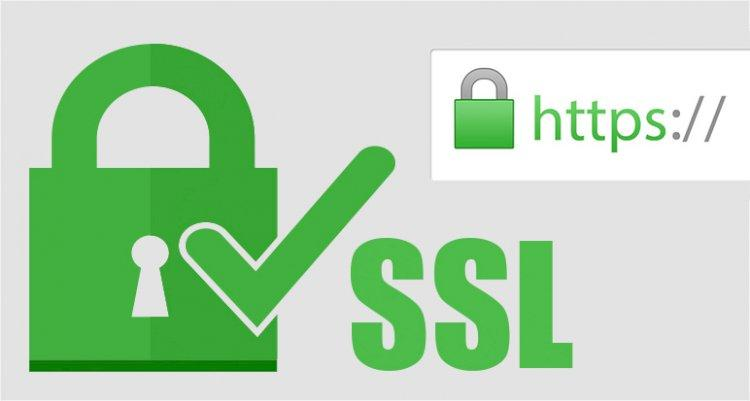 secure socker layer (SSL)