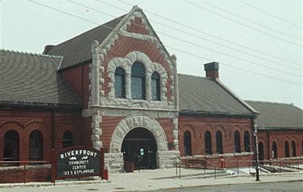 Riverside Community Center, Leavenworth