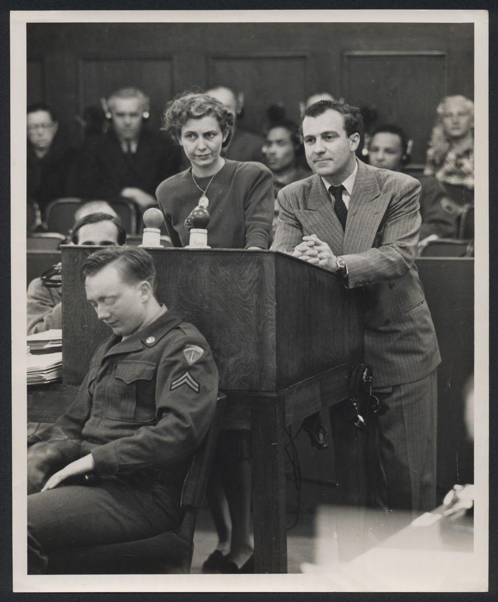 Dorothea G. Minskoff and Emanuel E. Minskoff