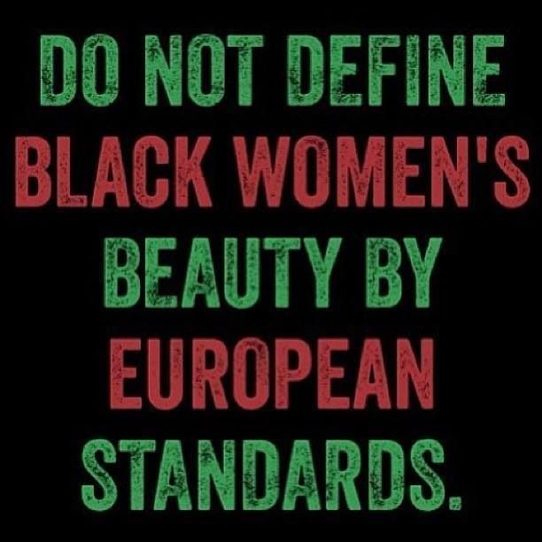Ditching Eurocentric Beauty Standards Her Campus