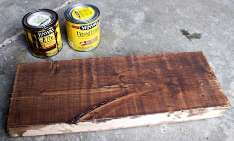 Too Dark I Think How About Weathered Oak Over Special Walnut Hmm This Just Might Work So With All The Different Shades Minwax Offers
