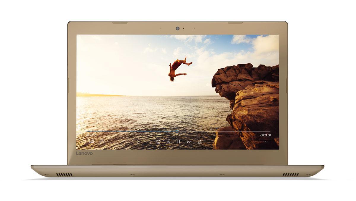 Фото3  Ноутбук Lenovo IdeaPad 520-15IKB GOLDEN (80YL00M3RA)