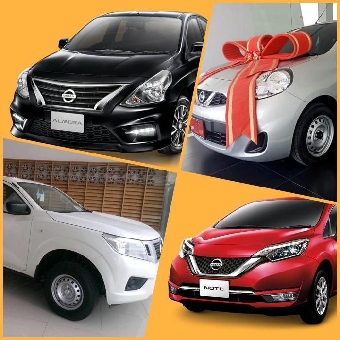 รวมราคารถ Nissan ที่จัดโปรโมชั่นลดราคา
