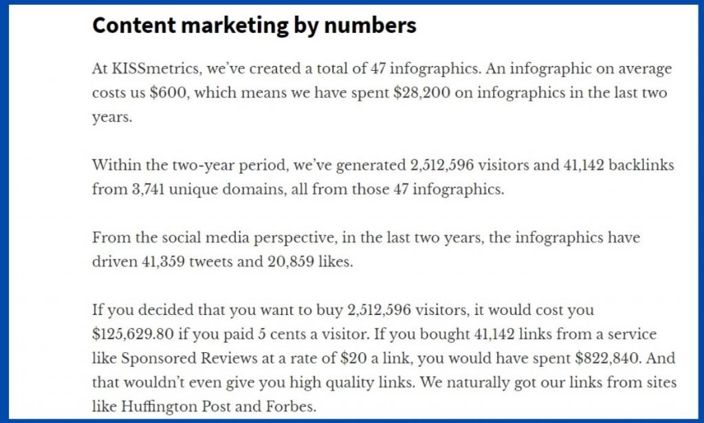 infographicblog posts are more important in content marketing