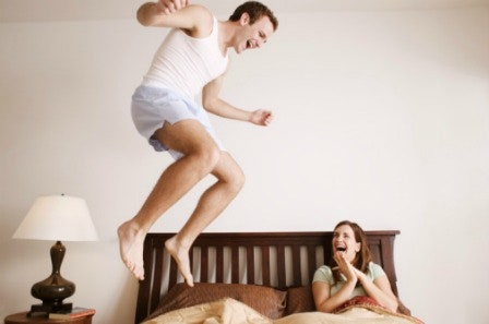 Who's More Adventurous in Bed: You or Your Guy? The General Consensus May  Surprise You! | Glamour