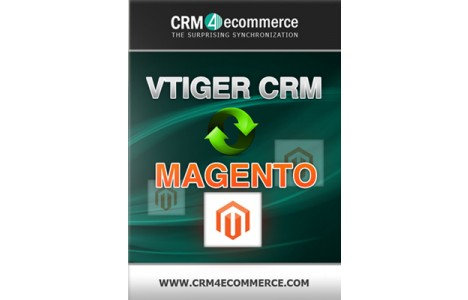 CRM Magento integration extensions and modules