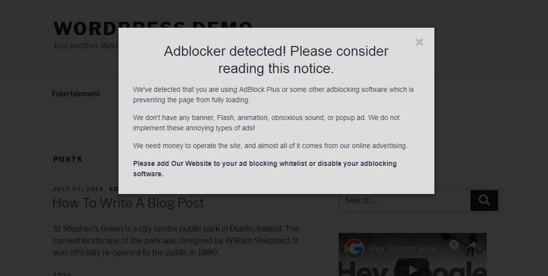 -5 notification blocker