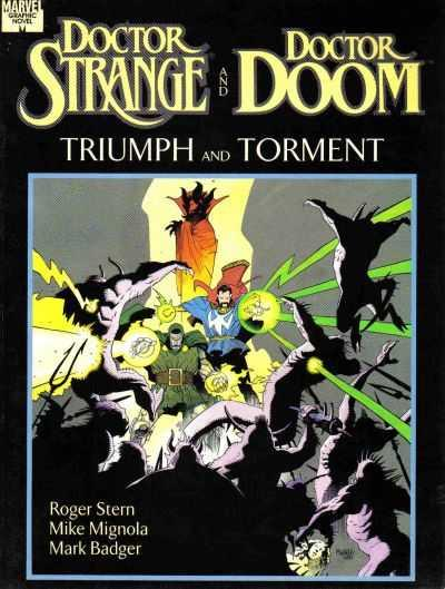 Doctor Strange and Doctor Doom: Triumph and Torment TP