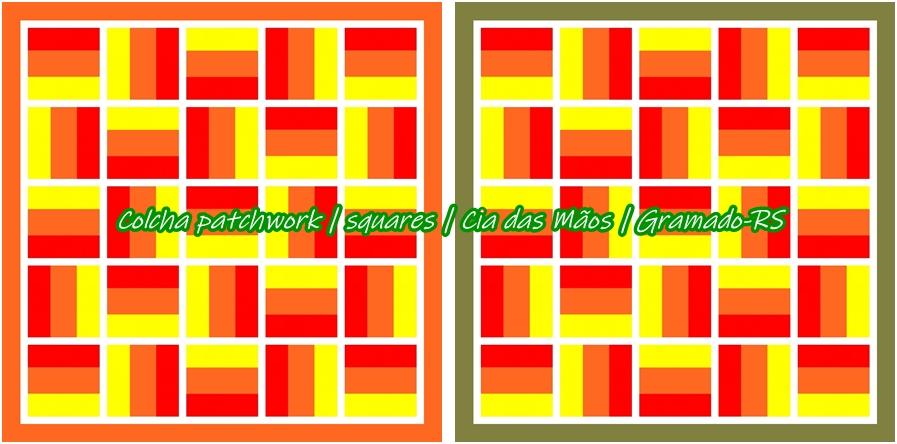 Uma colcha de patchwork ensolarada, alegre, feliz, saudando o dia a cada manhã! Gosto de cores claras, dos tons de amarelo. Este é outro projeto a ser realizado num futuro muito próximo, ficará uma colcha patchwork muito linda, tenho certeza. Vem comigo? Se arrisca nesta compra?