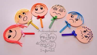 Las piruletas de las emociones | Educacion emocional infantil ...