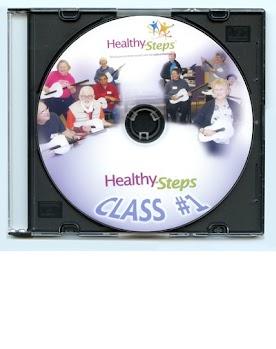Healthy-Steps DVD Class #1