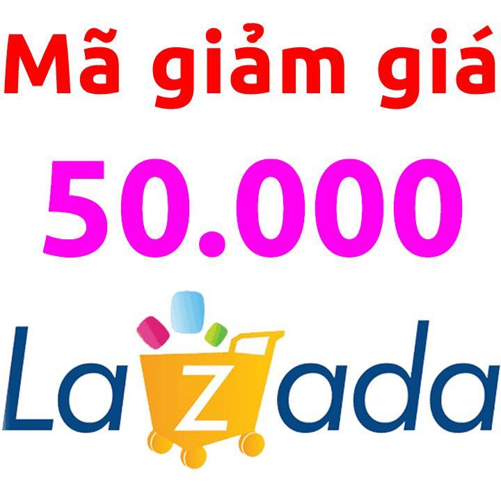Kết quả hình ảnh cho mã giảm giá Lazada