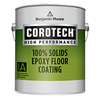 CROTECH 100 solids epoxy floor coating