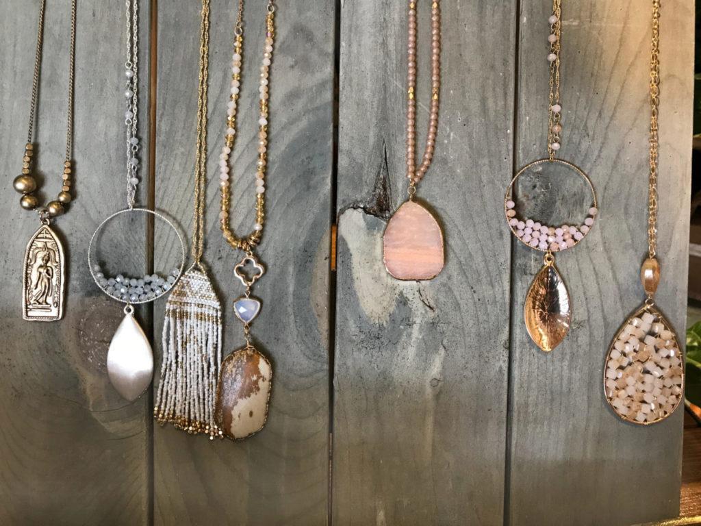 Boho jewelry