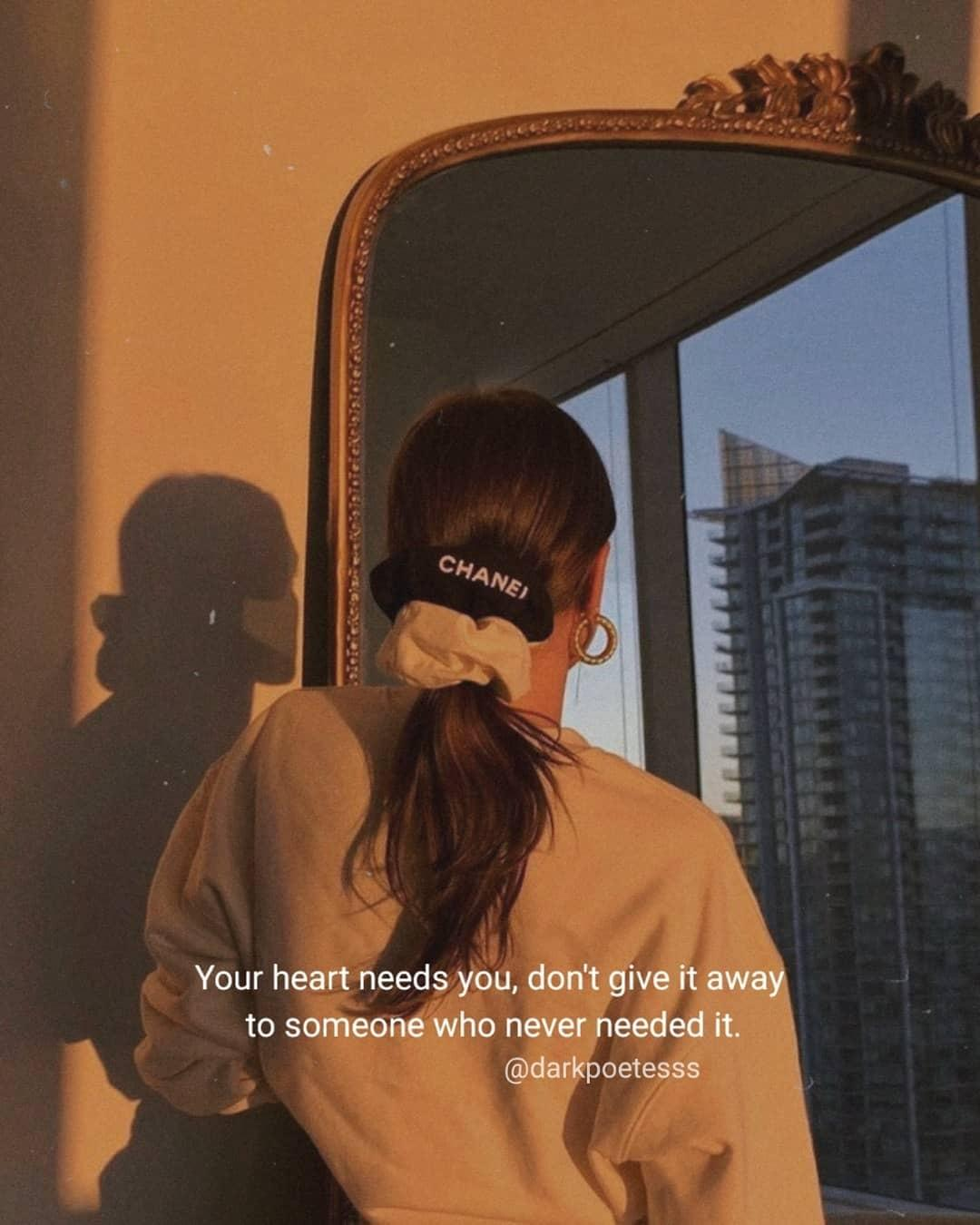 Aesthetic Self Love Quotes