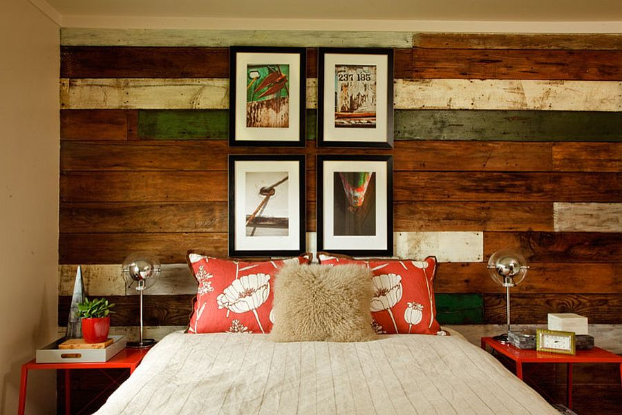 Gorgeous Reclaimed Wood