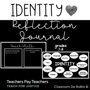 Identity Reflection Journal