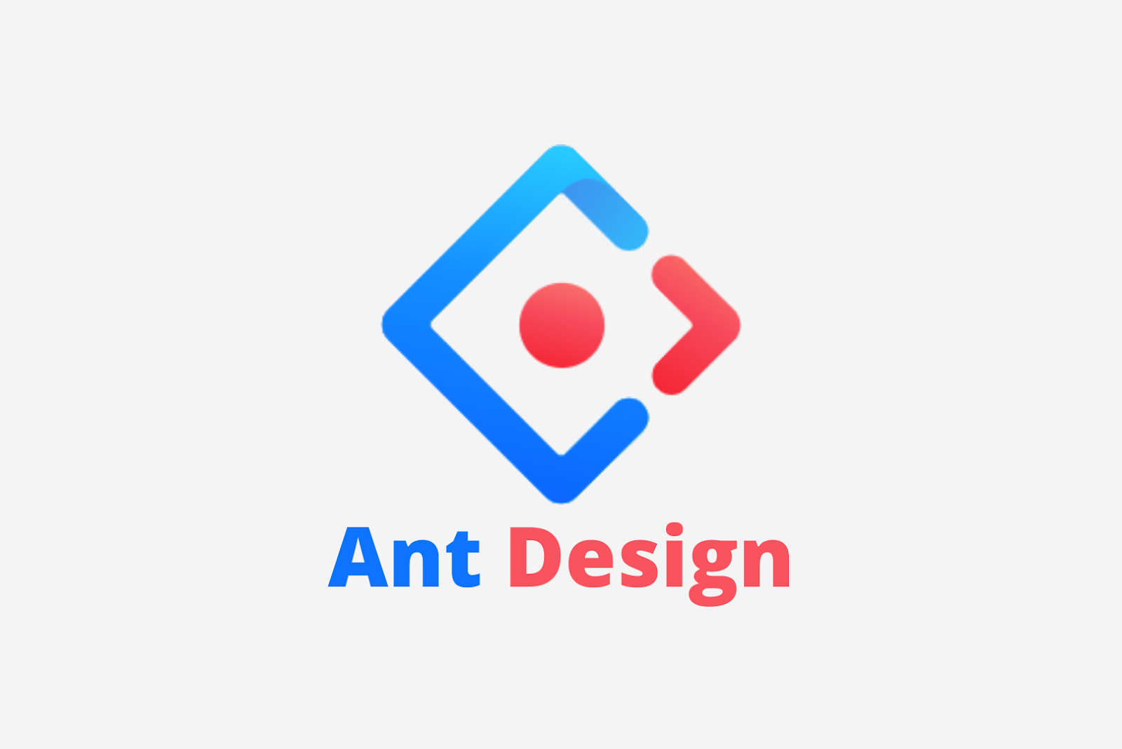 Ant Design React UI component library