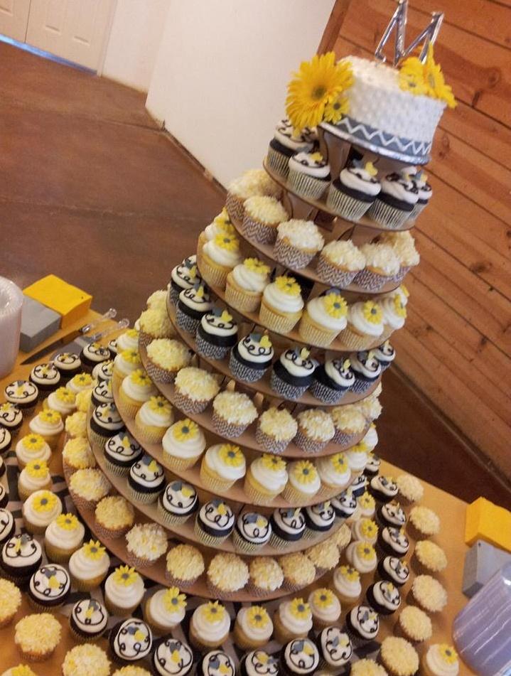 Ai sao nên chọn bánh sinh nhật kết hợp bánh cupcake? - 187666