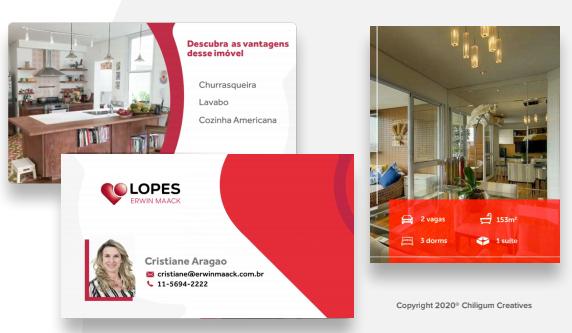 Exemplo de anúncio Lope