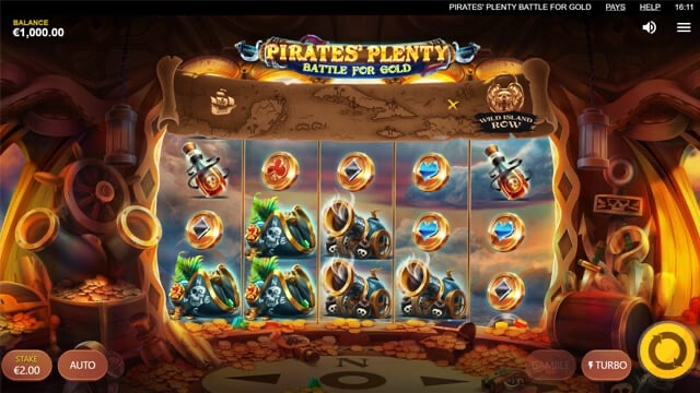 Pirates Plenty パイレーツプレンティ