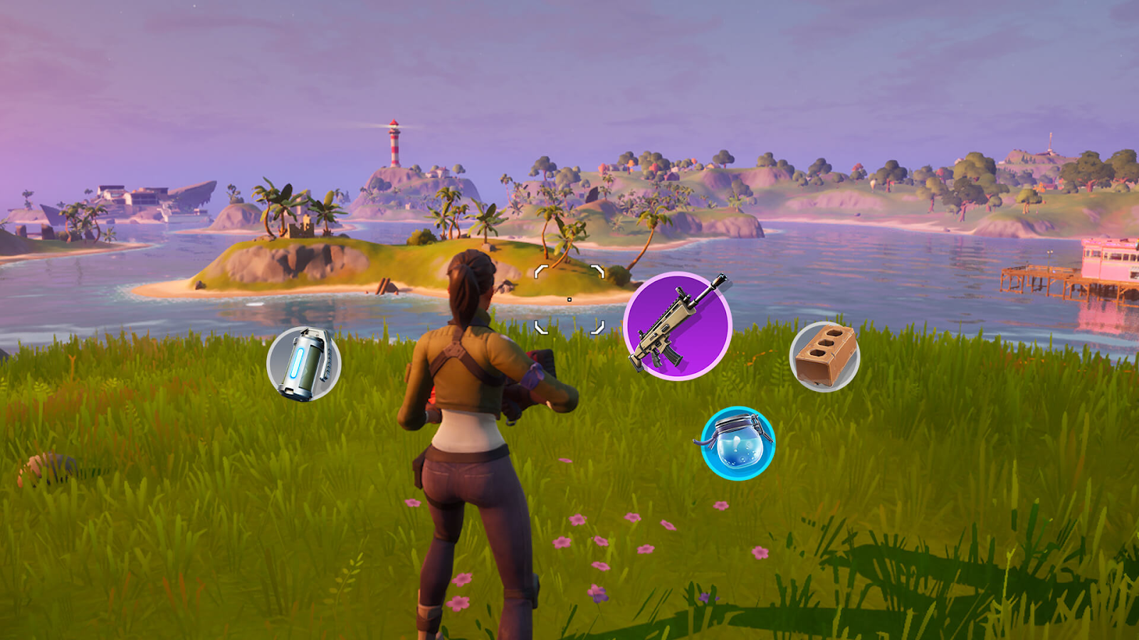 Screenshot Fortnite Mobile
