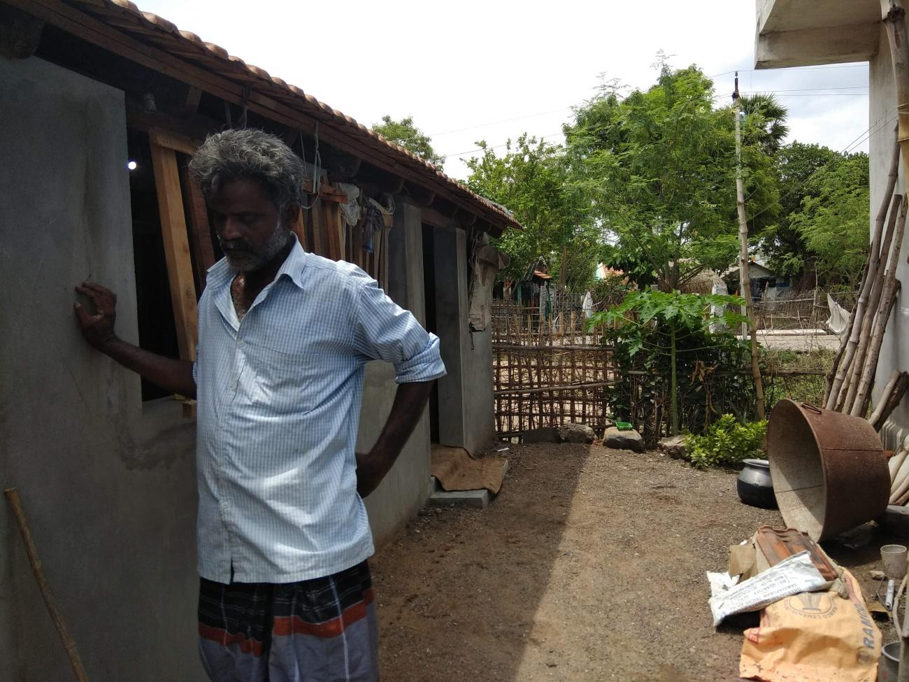 C:\Users\Chandraguru\Pictures\Anitha\Broken beyond belief Shanmugam, who was not at home that fateful day, says that he will carry the grief of having lost his daughter till the day he dies.jpg