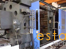 JSW J1800ELIII-7800 (2008) All Electric Plastic Injection Moulding Machine