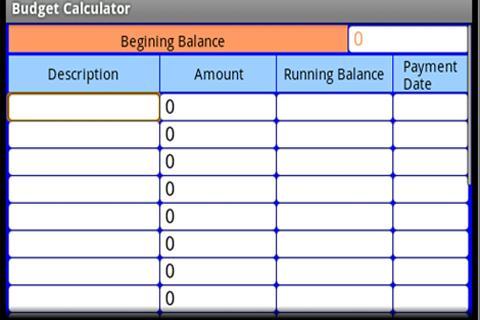 free download apk budget calculator apk new version