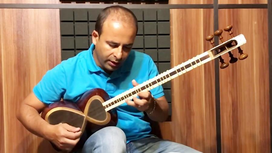 دانلود نغمه راستپنجگاه ردیف آوازی استاد عبدالله دوامی اجرا با تار نیما فریدونی
