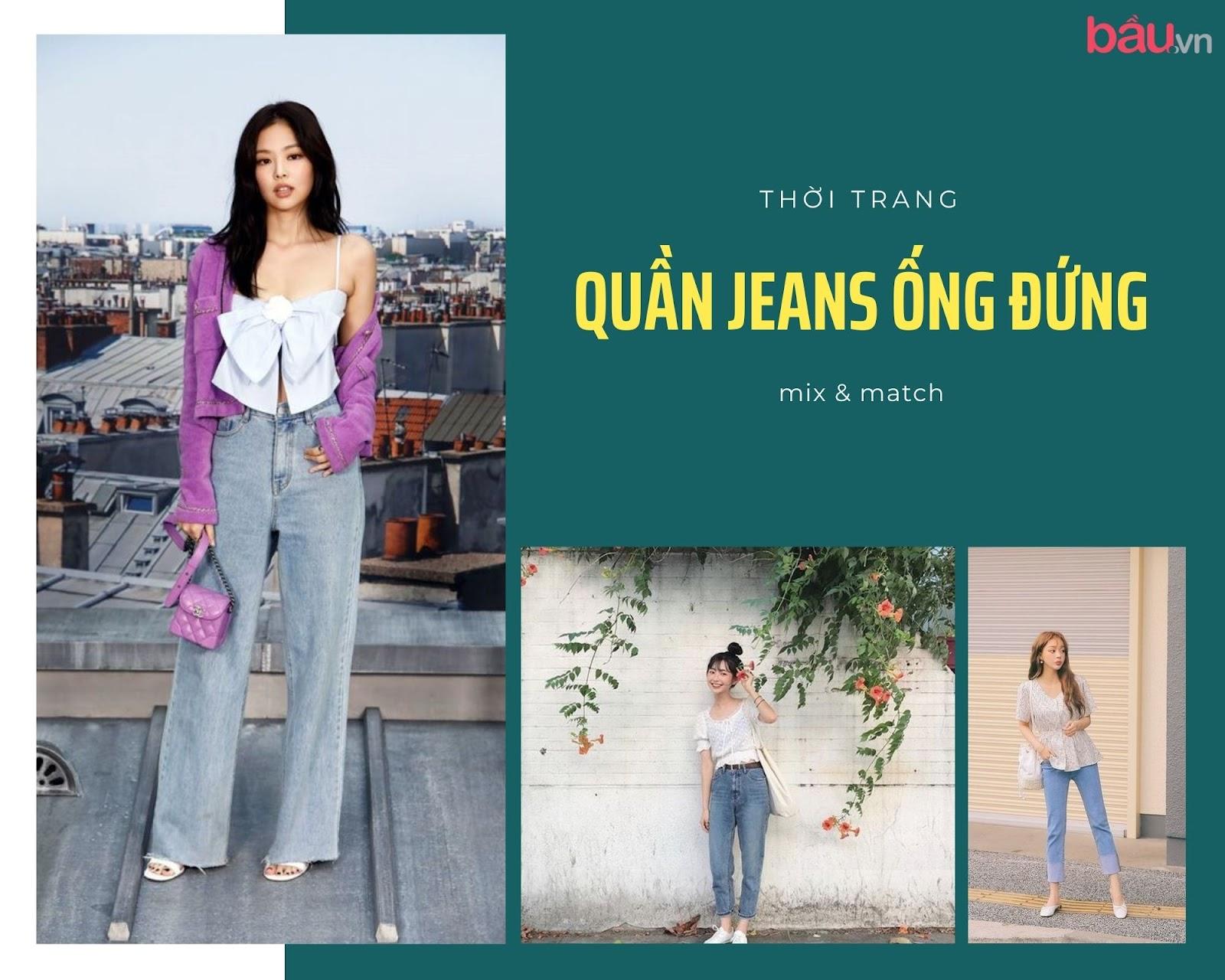 3 món đồ jeans mà các cô nàng nên tậu ngay và luôn cho mùa thu 2020 - ảnh 3