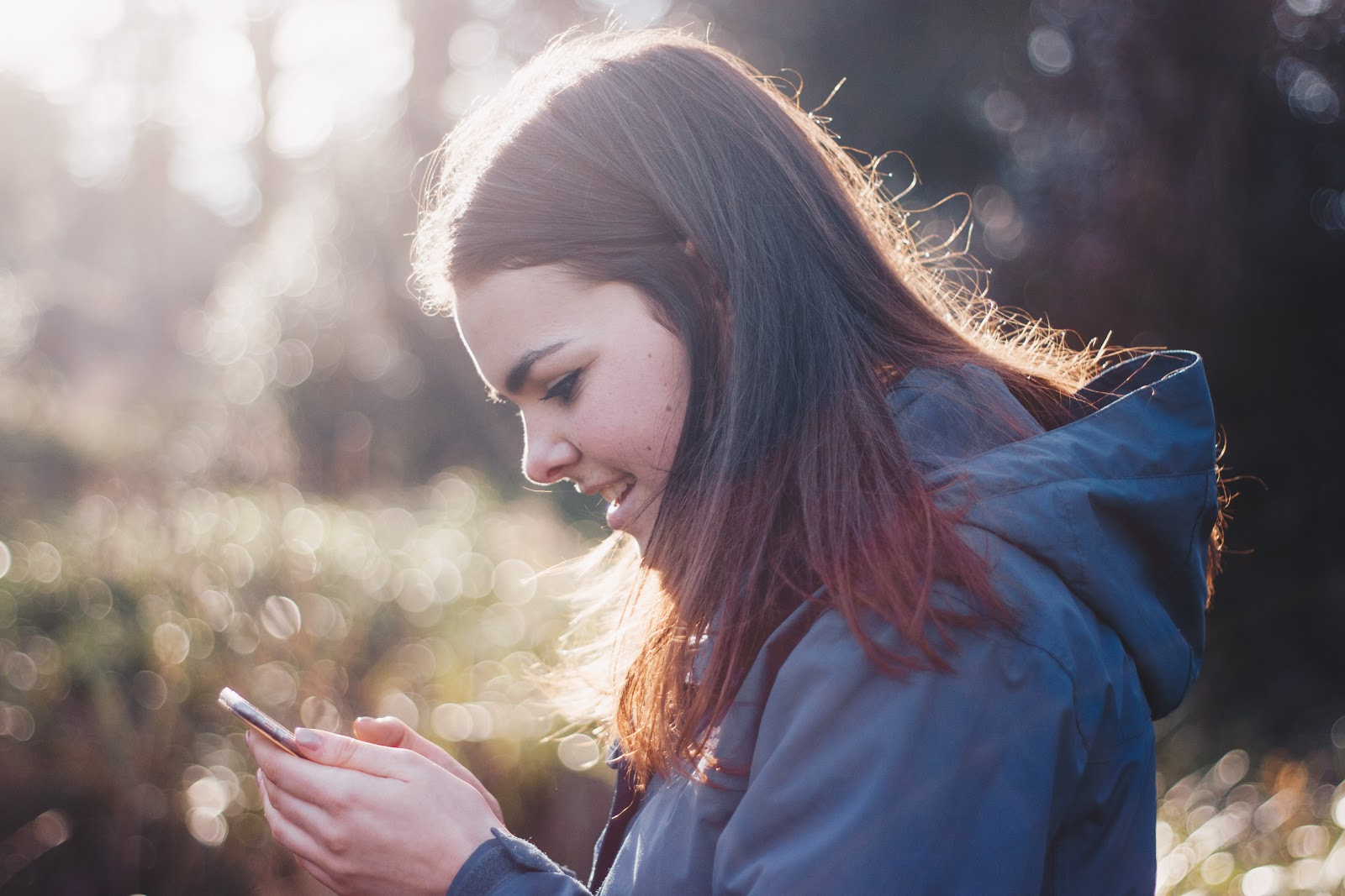 Digital marketing - smartphones and teens