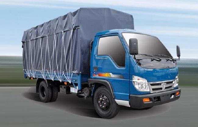 Dịch vụ cho thuê xe tải ở Đồng Nai có phương tiện vận chuyển nào?