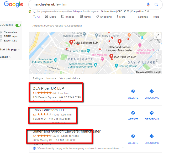 The Definitive Guide to Local SEO For Lawyers 4