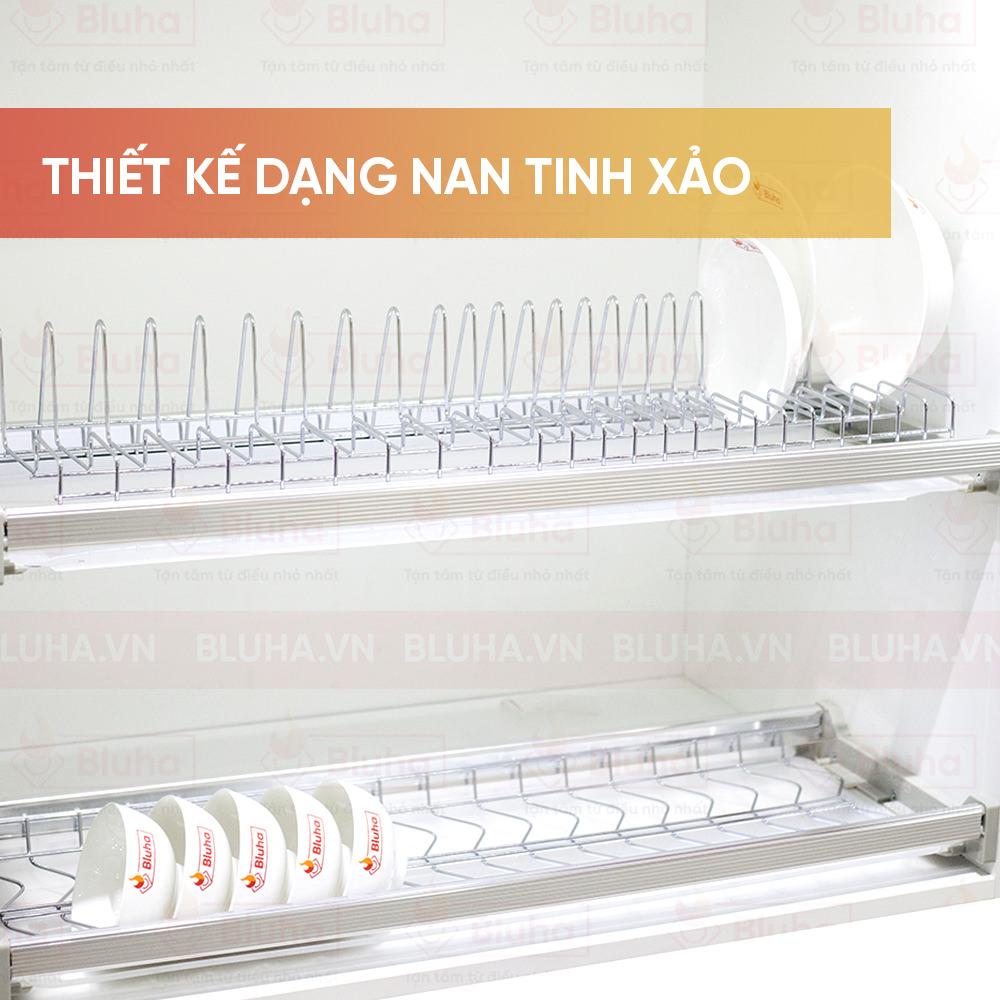 Giá bát cố định Garis BH04 - Phụ kiện bếp chính hãng