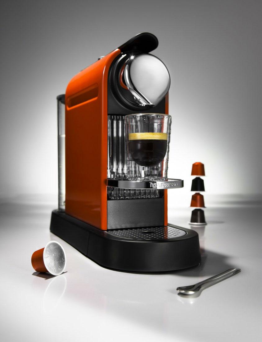 Капсулы для приготовления кофе Nespresso фото