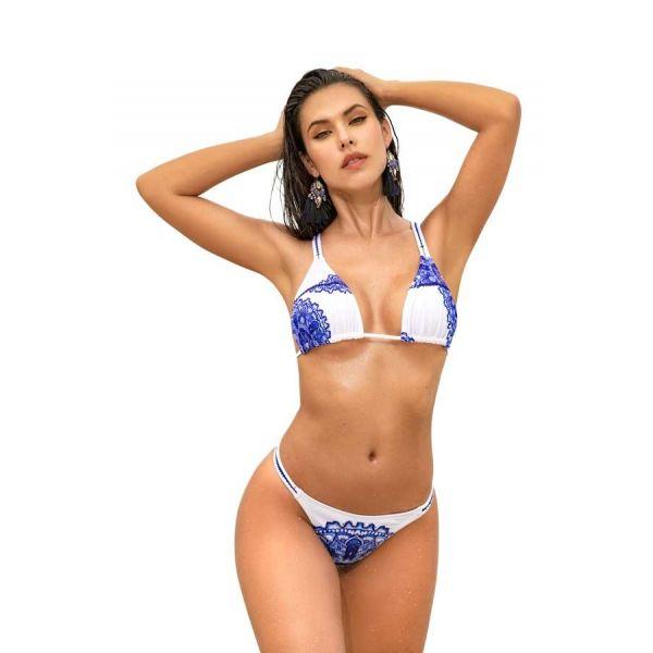 Mapale Mediterranean/White Bikini